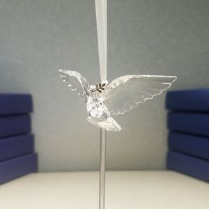 Swarovkski Peace Dove Ornament (small)